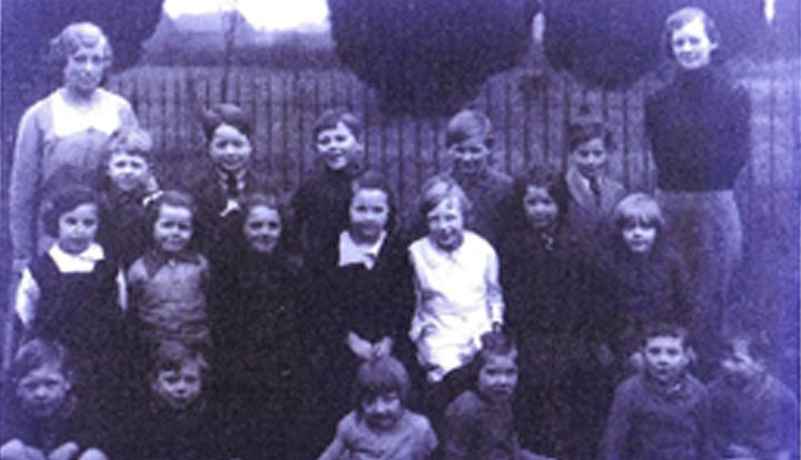 Fradley School Photograph 1932